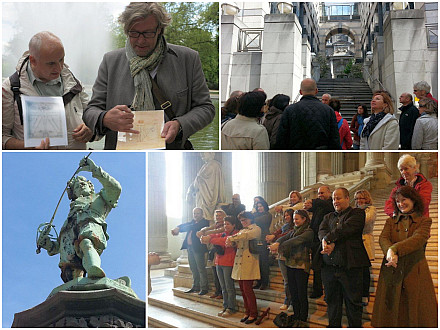 Magical Brussels tour